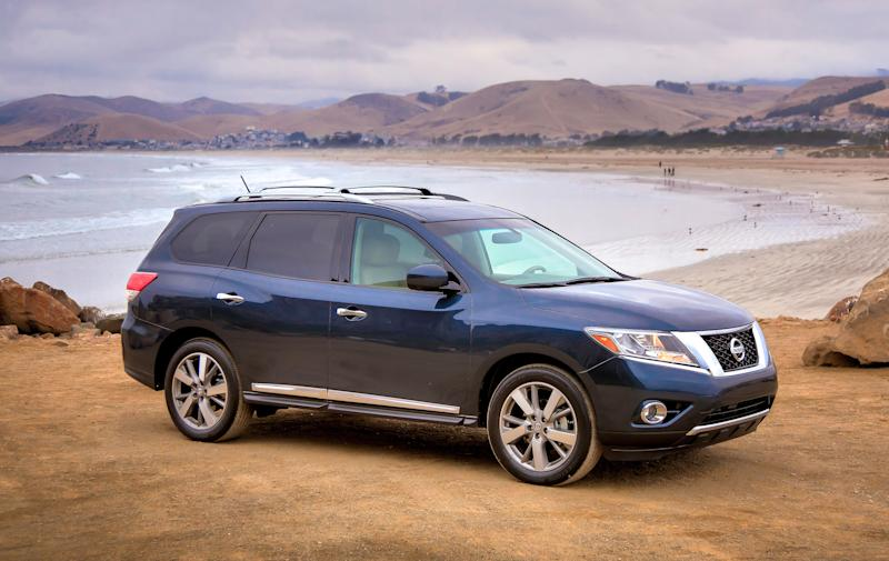 Revamped Pathfinder is best in fuel economy