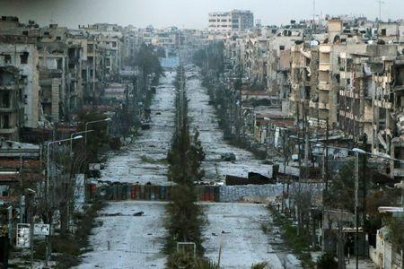 30 civilians killed by rebel fighters in Syria's Aleppo