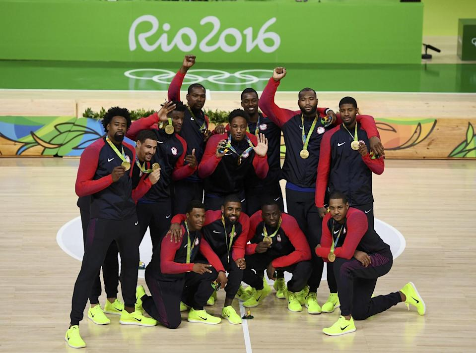 Team USA has now won gold in the past three Olympics. (Reuters)