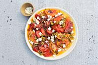 """<a href=""""https://www.bonappetit.com/recipe/tomatoes-simmered-with-cotija?mbid=synd_yahoo_rss"""" rel=""""nofollow noopener"""" target=""""_blank"""" data-ylk=""""slk:See recipe."""" class=""""link rapid-noclick-resp"""">See recipe.</a>"""