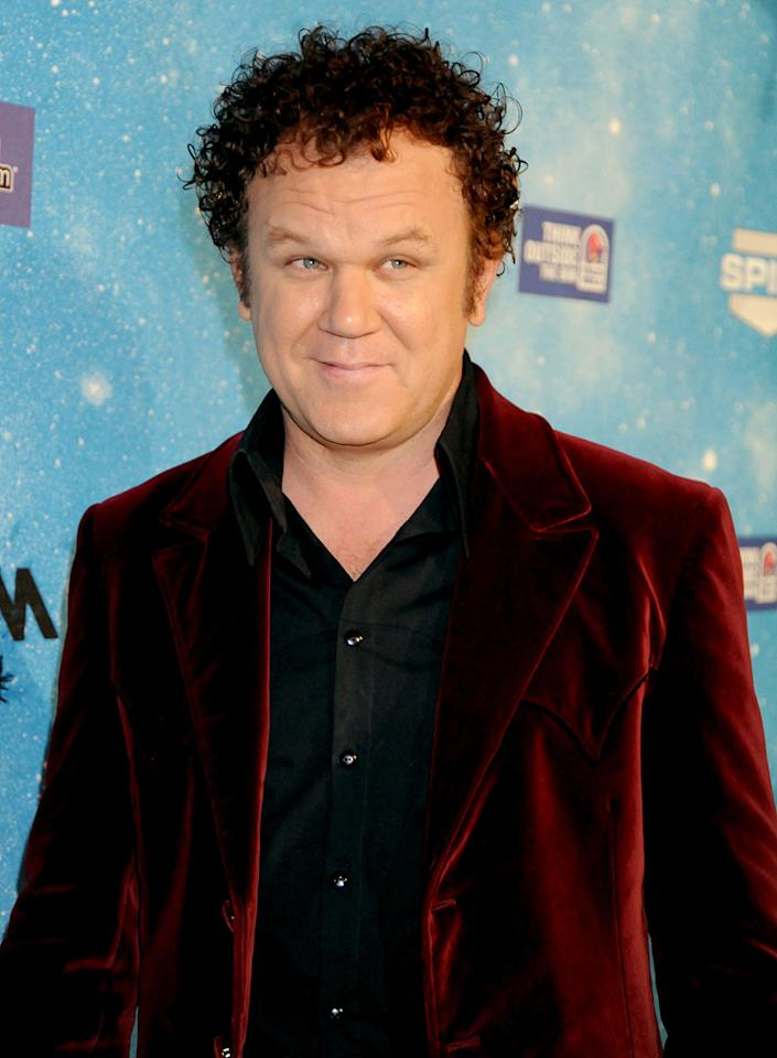 """<a href=""""http://movies.yahoo.com/movie/contributor/1800019213"""">John C. Reilly</a> at the 2009 Spike TV Scream Awards in Los Angeles - 10/17/2009"""