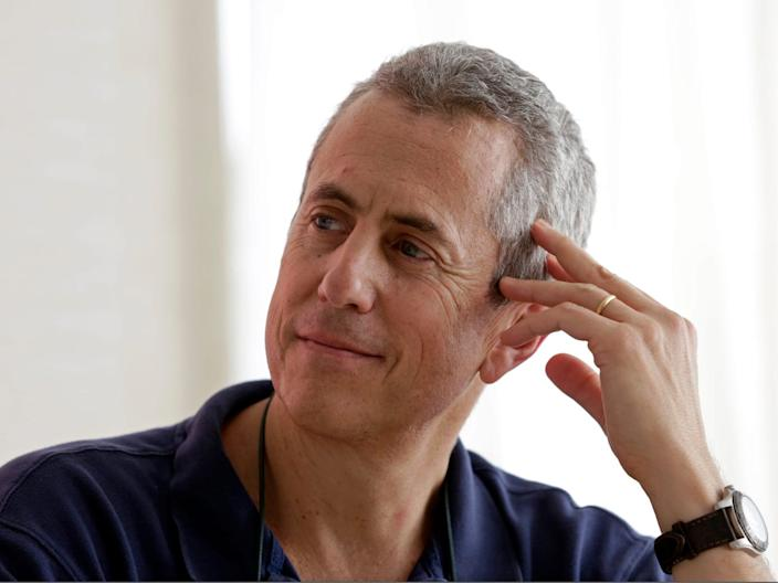 "Danny Meyer opened his first restaurant, Union Square Cafe, in 1985 at age 27, and went on to found Shake Shack, which is not currently part of the USHG portfolio. <p class=""copyright"">AP Photo</p>"