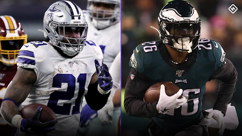 2020 Fantasy RB Rankings Tiers, Draft Strategy