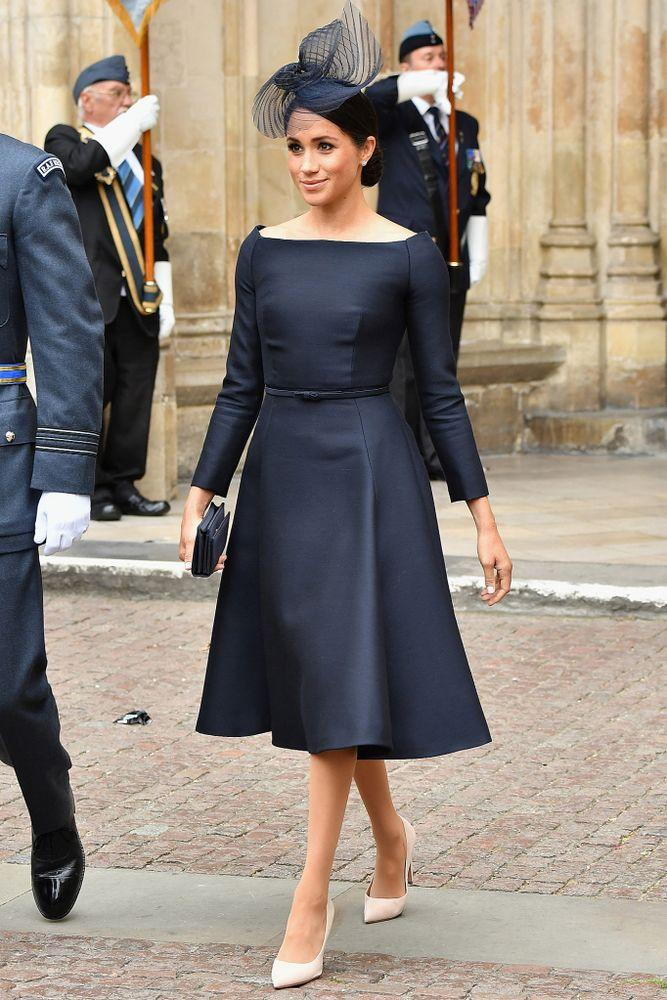 4496a5fd5f Meghan Markle Just Wore 3 Stunning Dresses in 1 Day  Which Is Your Favorite