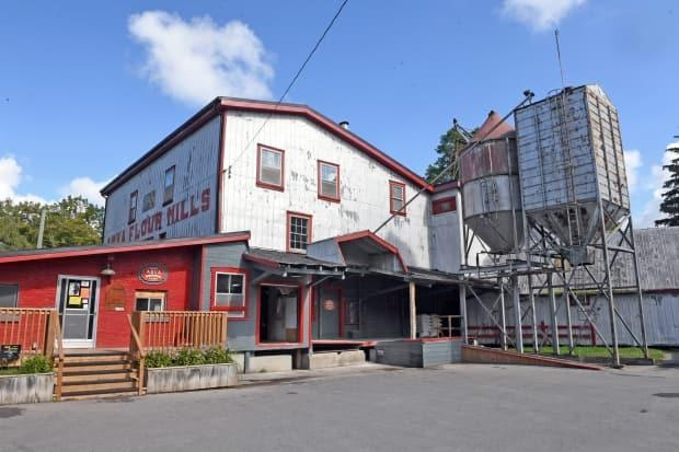 The Arva Flour Mill has been sold to a London businessman who plans to continue to operate the facility.  (Supplied by sagecomm - image credit)