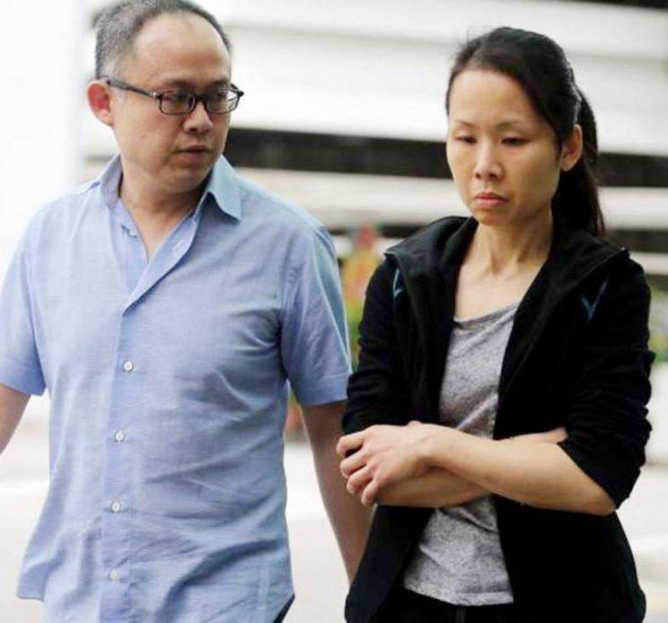 Short jail time for Singaporean couple who starved Pinoy maid