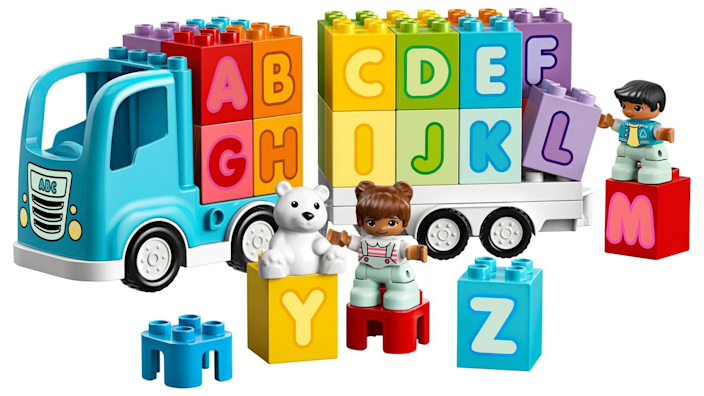 Best gifts and toys for 2-year-olds: My First Alphabet Truck