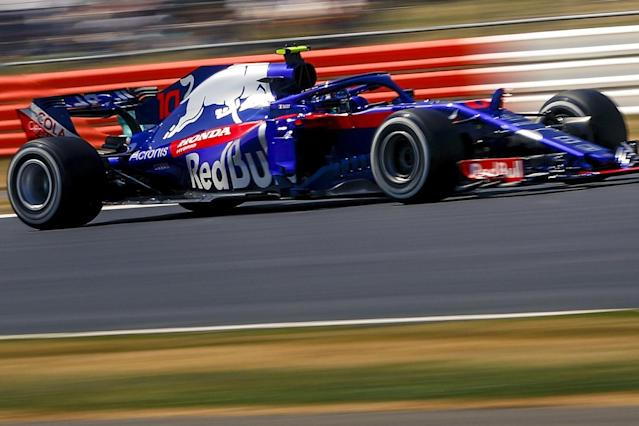 Toro Rosso unhappy with 'rollercoaster' form