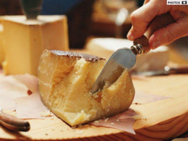 PHOTOS: The five healthiest cheeses