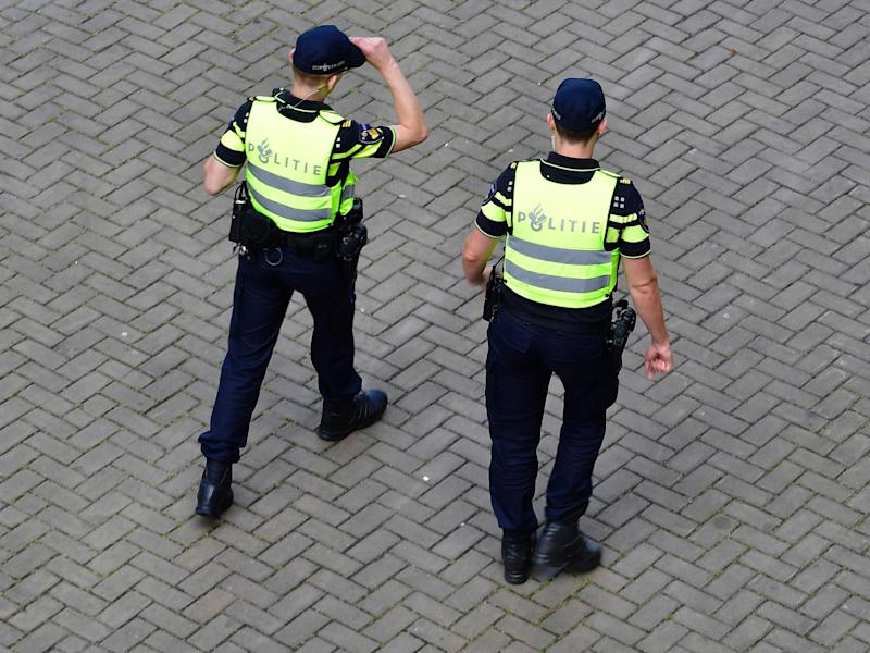 Rotterdam Police will try the new scheme which will see people losing their expensive belongings if they cannot prove they bought them legally: Getty Images/AFP