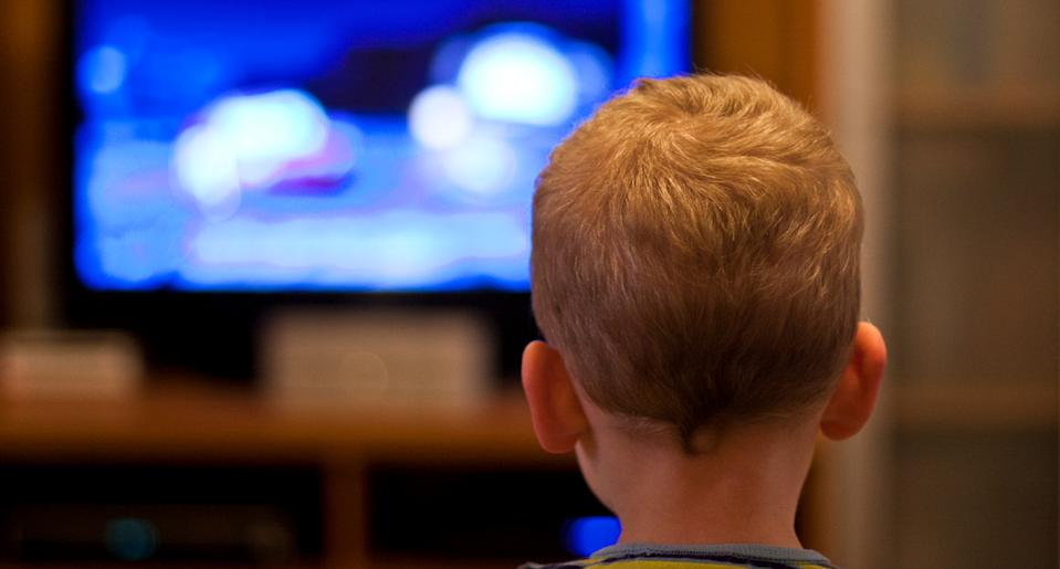 Another study shows that screen time may be affecting young children's developing brains. (Photo: Getty Images)