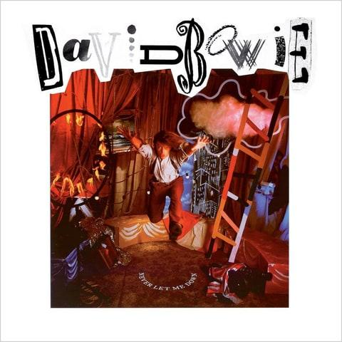 """Read why David Bowie viewed his 1987 LP 'Never Let Me Down' as a """"bitter disappointment."""""""