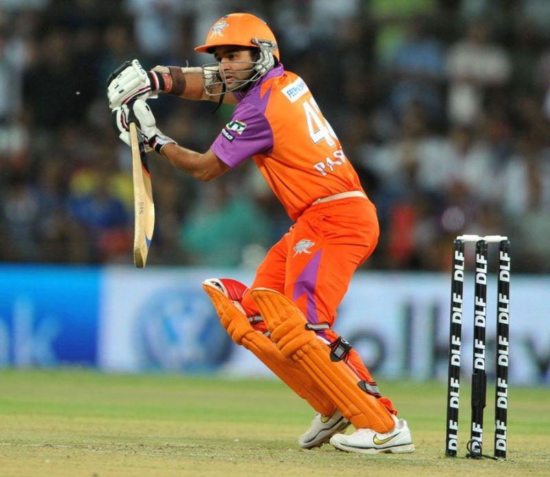Parthiv Patel even captained the Kochi Tuskers Kerala side in one match