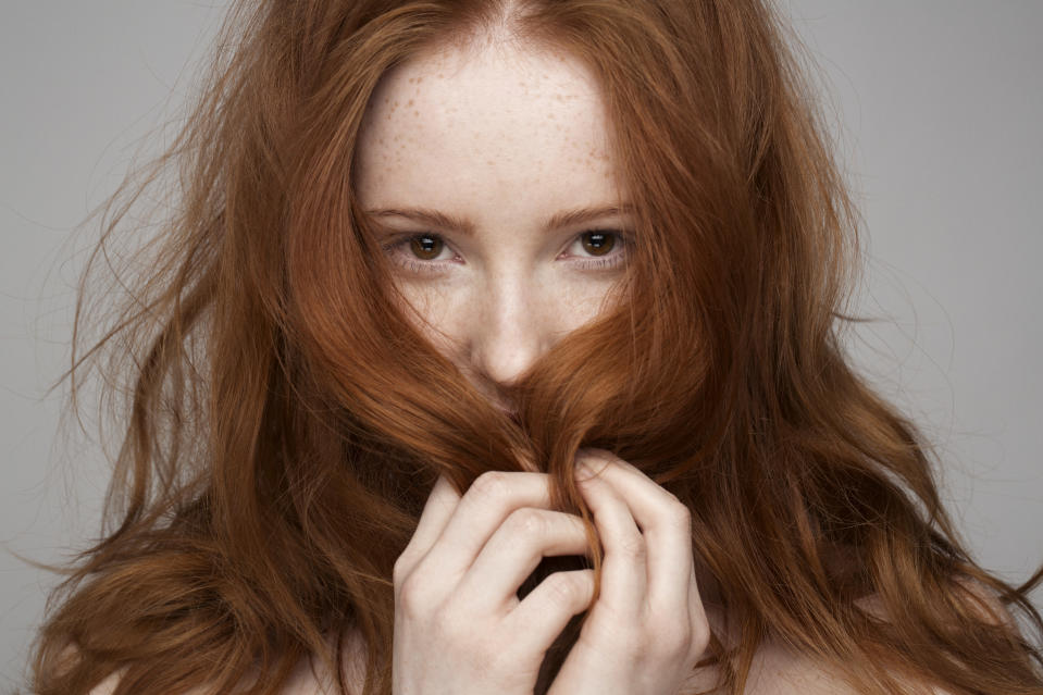 Redheads were offended by an Australian beer ad. (Photo: Keith Clouston/Getty Images)