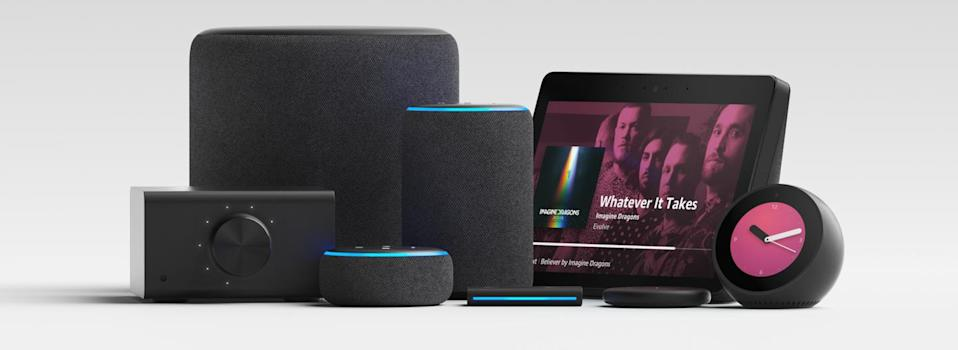Save up to 42 percent on select Echo smart home devices. (Photo: Amazon)