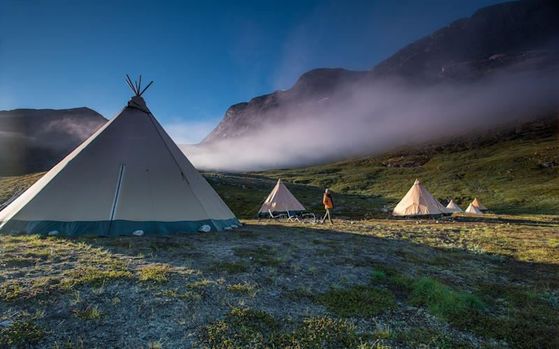 Greenland's smart new wilderness camp, Kiattua - STANISLAS FAUTRE