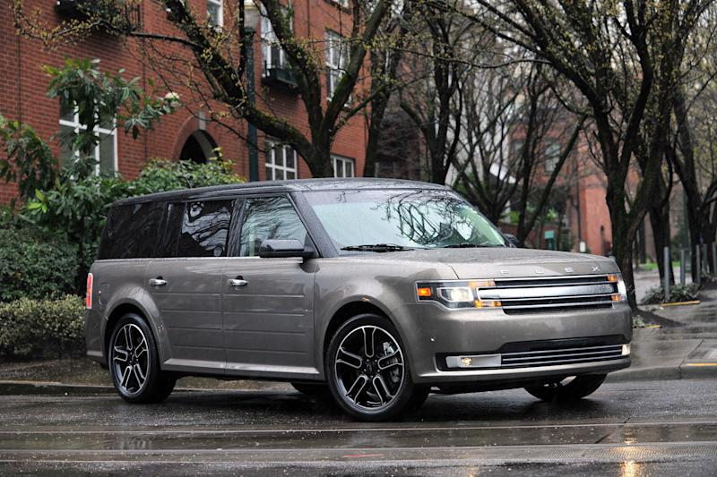Ford Flex styling is standout feature