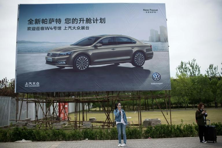 China is the world's largest auto market with some 28.9 million car sales last year