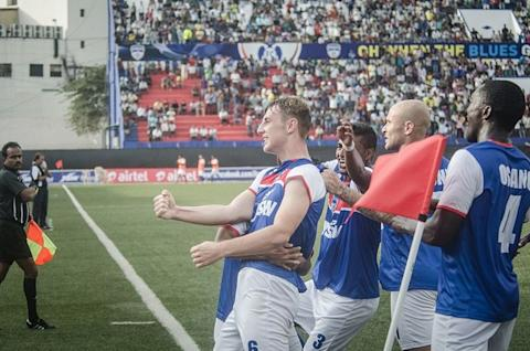 Bengaluru FC have enjoyed a good start to the I-League both on and off the pitch