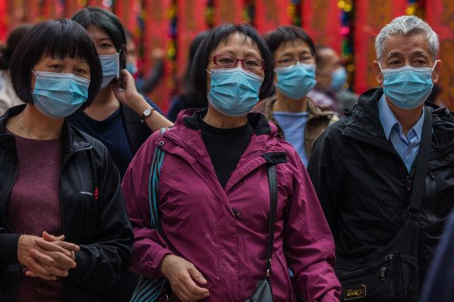 HONG KONG-CHINA-HEALTH-VIRUS