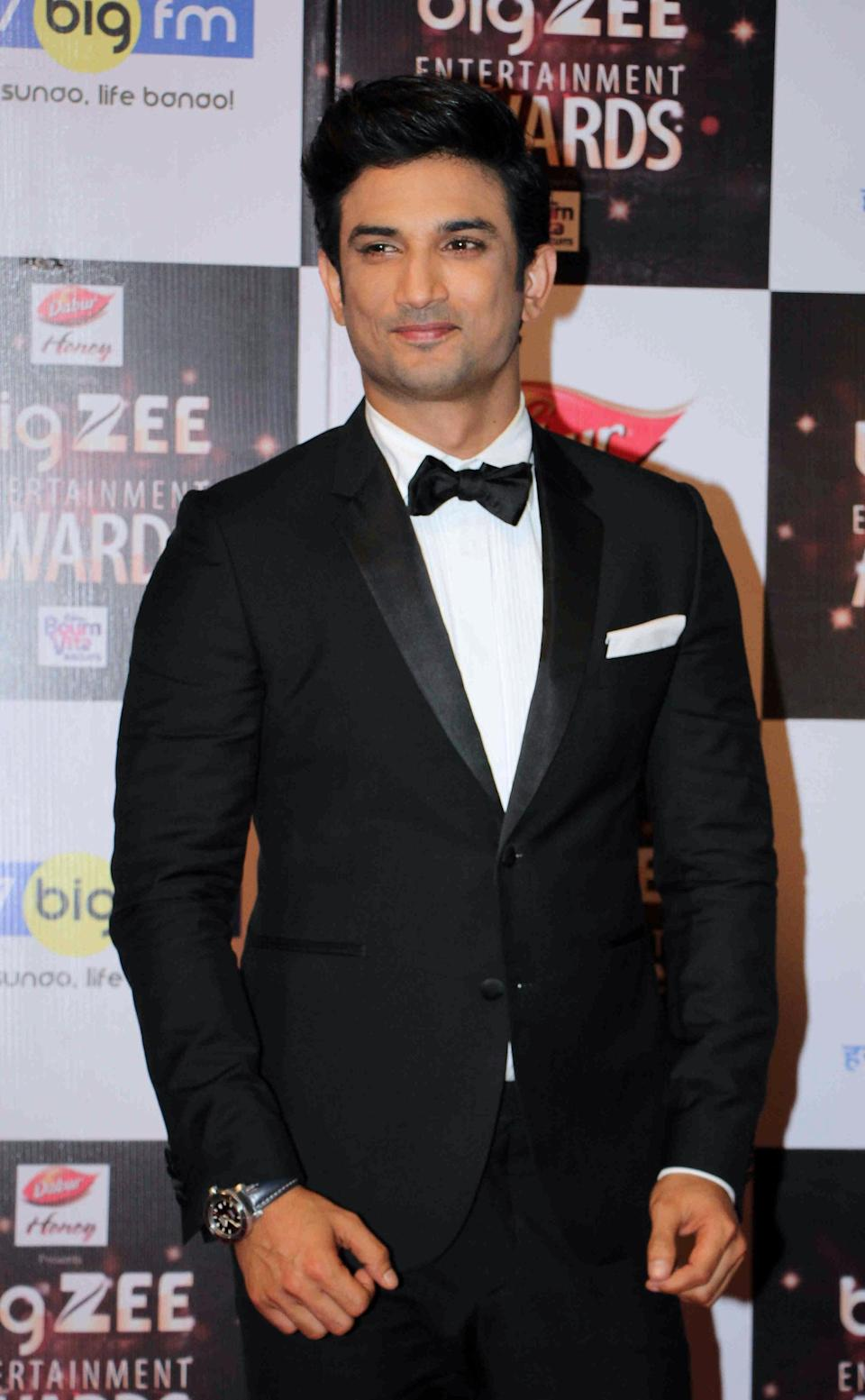 """<p>The Bollywood star was <a href=""""https://www.cnn.com/2020/06/14/world/sushant-singh-rajput-death-trnd/index.html"""" class=""""link rapid-noclick-resp"""" rel=""""nofollow noopener"""" target=""""_blank"""" data-ylk=""""slk:found dead in his Mumbai home on June 14"""">found dead in his Mumbai home on June 14</a>. Police say he took his own life, and an investigation has begun. He was 34.</p>"""