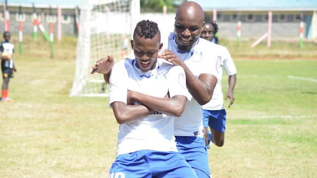 The Dockers were knocked out of the competitions by Tusker in the round of 32 last season