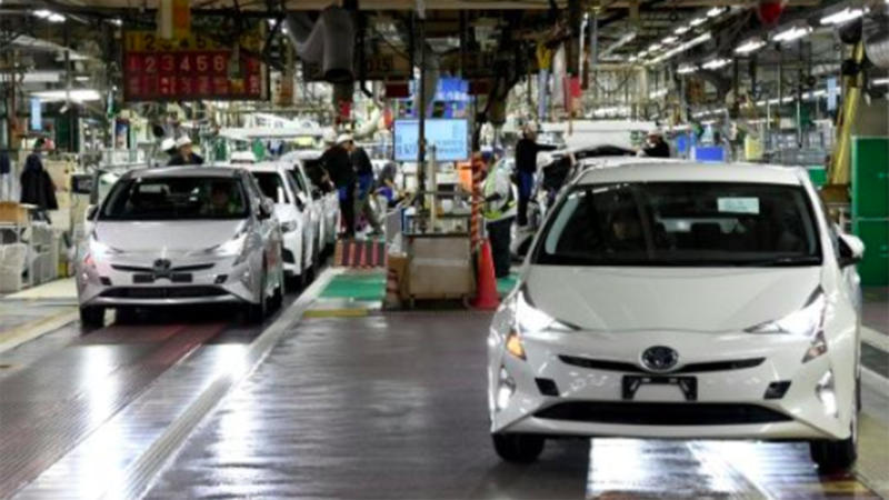 More than 1,200 Toyota cars in Ireland affected by safety recall
