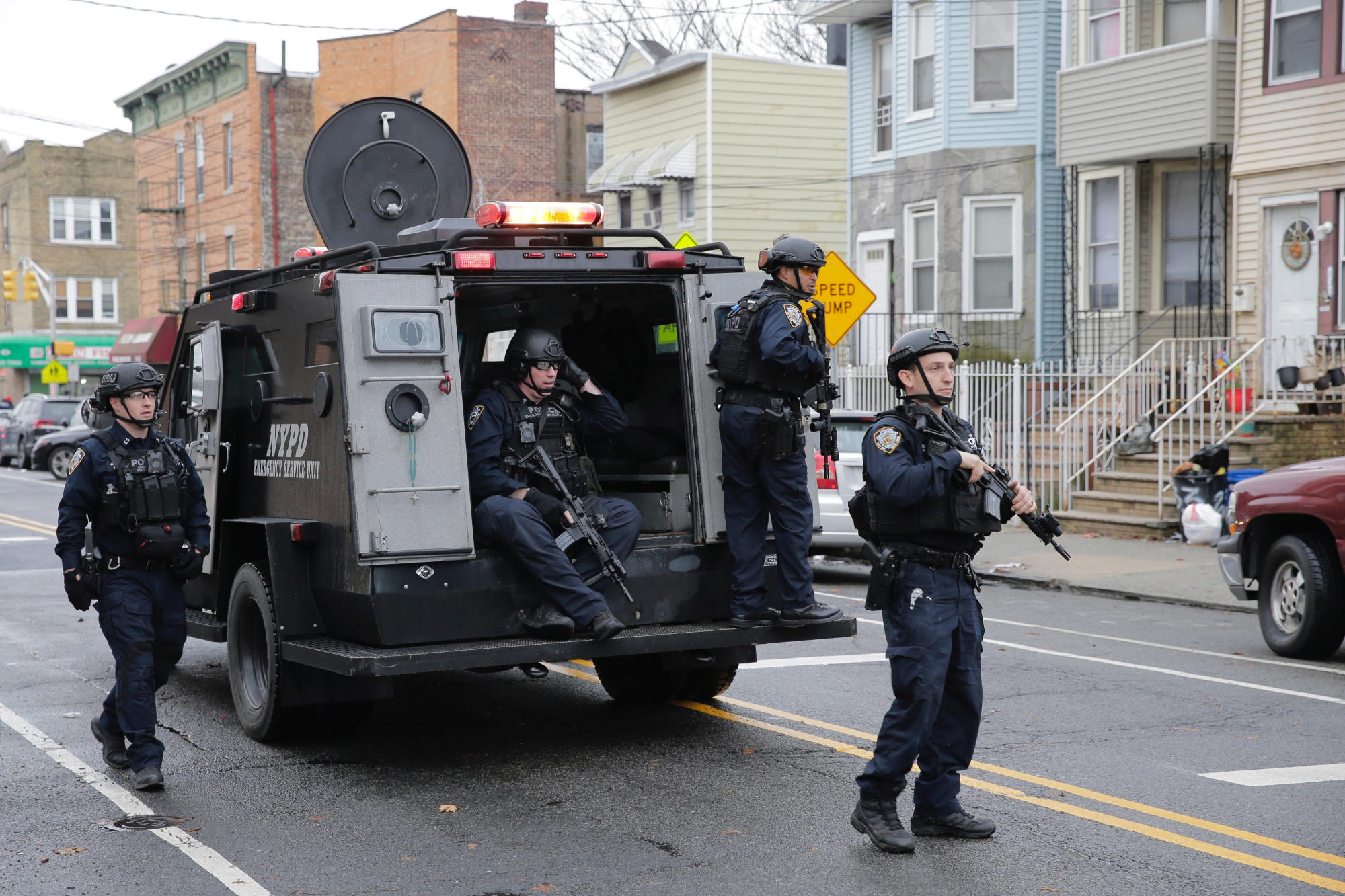 Jersey City Marks 1 Year Since Deadly Bias Attack