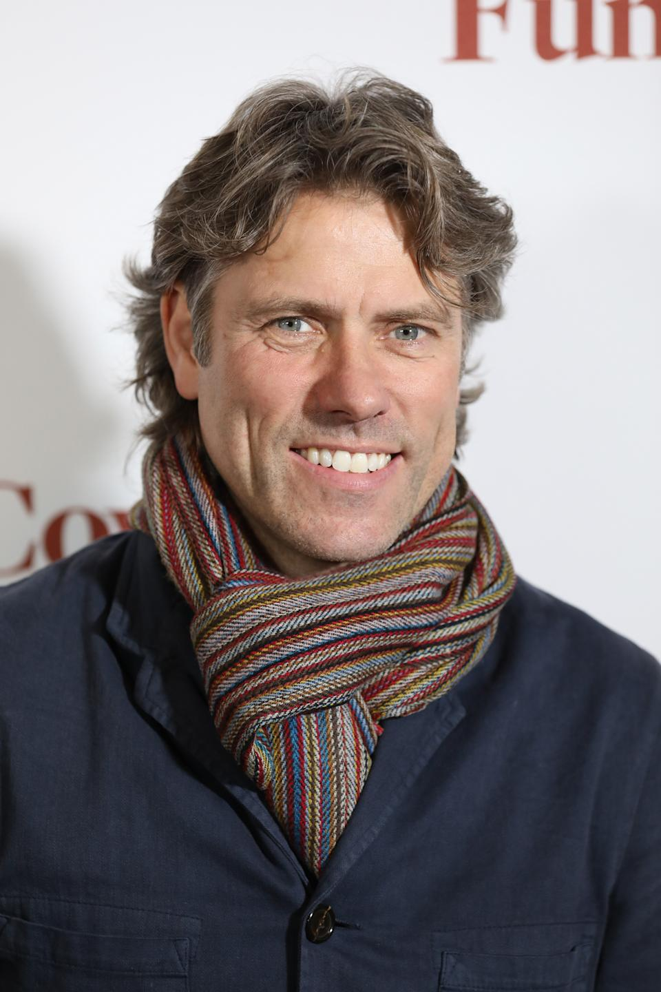 """Comedian and actor John Bishop attends the World Premiere of """"Funny Cow"""" during the 61st BFI London Film Festival on October 9, 2017 in London, England.  (Photo by Tim P. Whitby/Getty Images for BFI)"""