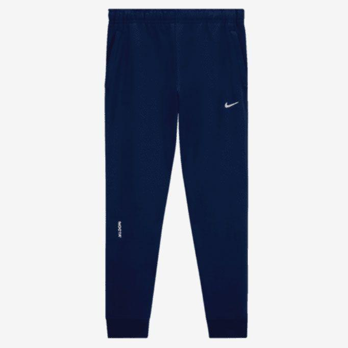 """<p><strong>Nocta</strong></p><p>nocta.com</p><p><strong>$110.00</strong></p><p><a href=""""https://www.nocta.com/products/cardinal-stock-fleece-pants"""" rel=""""nofollow noopener"""" target=""""_blank"""" data-ylk=""""slk:Shop Now"""" class=""""link rapid-noclick-resp"""">Shop Now</a></p><p>Speaking of limited Nike releases: There are still a few sizes left from the Drake-collabin' Nocta line, which dropped its Cardinal Stock collection this week. Don't sleep.</p>"""