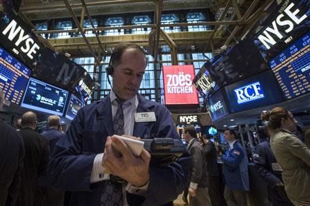 As Internet shares break down, investors see value in old tech