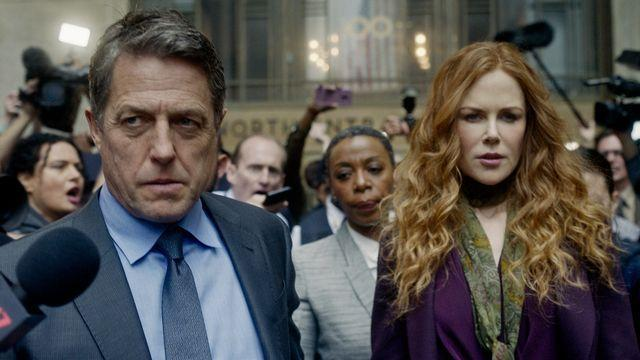 <p>HBO's new limited series features Nicole Kidman, Hugh Grant, and Donald Sutherland and debuts October 25. Kidman is reuniting with <em>Big Little Lies</em> writer David E. Kelley to play Grace Fraser, a successful therapist in New York City whose son goes to an elite private school. The night before debuting her first book, Fraser's life begins to unravel, exposing her seemingly perfect life and leaving her spouse's whereab0uts unknown.</p>