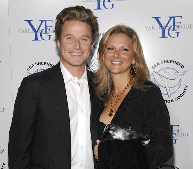 Billy Bush and Sydney Bush, pictured at an event in 2007, have separated, Bush's lawyer tells Page Six. (Photo: John M. Heller/Getty Images)