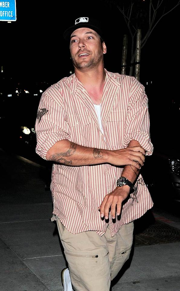 "March 21: Kevin Federline turns 33 EM43/<a href=""http://www.splashnewsonline.com"" target=""new"">Splash News</a> - July 22, 2010"