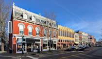 "<p>Franklin, Tennessee, a town just south of Nashville, claims the title of ""America's favorite Main Street."" </p>"