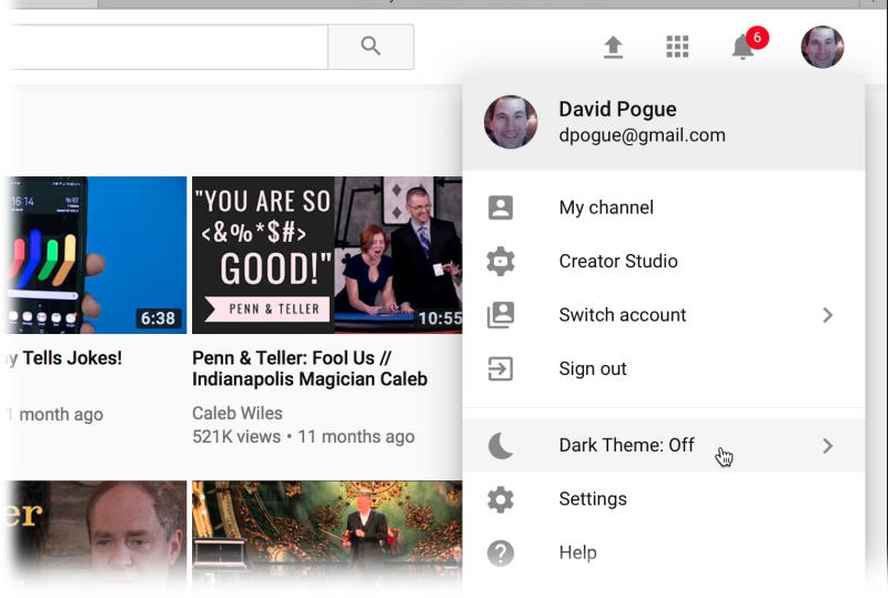 5 Best features of YouTube redesign