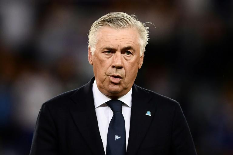 Carlo Ancelotti tasted defeat for the first time as Napoli coach