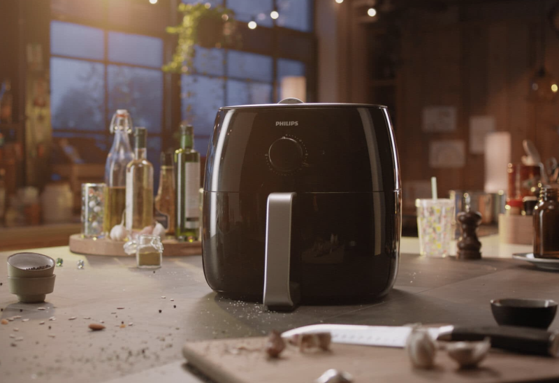 Philips Twin TurboStar Technology XXL Airfryer. (Photo: Philips)
