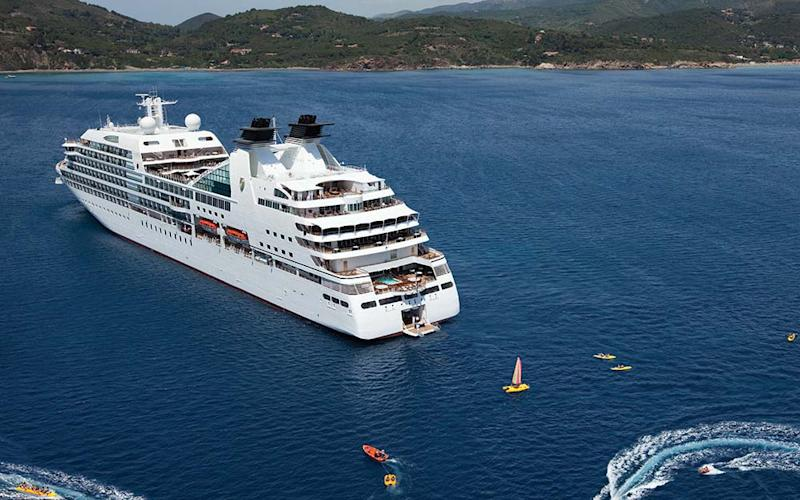 The new president of Seabourn is confident about the future of cruise