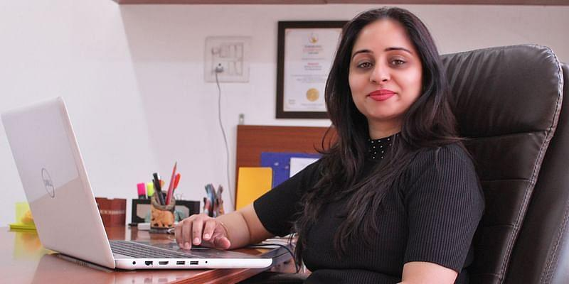 Deepmala, Founder and CEO of The Visual House