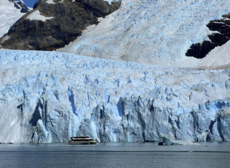 Chile glacier bill pits mines against water supply