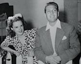 "<p>When Judy Garland married composer David Rose in 1941, MGM didn't approve, so what'd they do? They forced her to return to work a short <a href=""https://timeline.com/hollywood-drugs-1930s-6b27a1404552"" rel=""nofollow noopener"" target=""_blank"" data-ylk=""slk:24 hours after their wedding"" class=""link rapid-noclick-resp"">24 hours after their wedding</a>. No honeymoon for the happy couple.</p>"