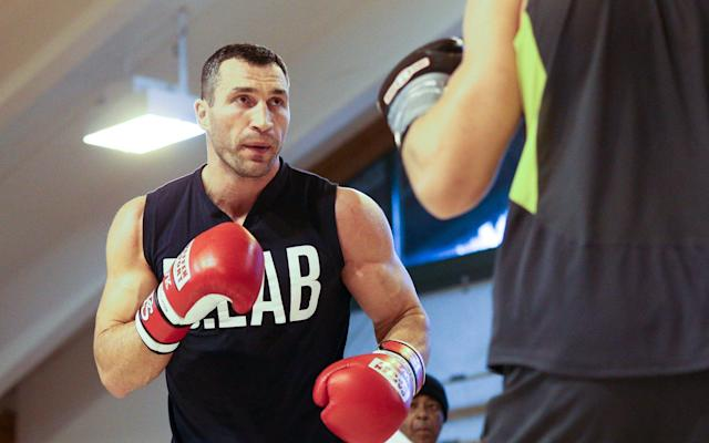 Wladimir Klitschko: Yes, I lost to Fury but I never felt beaten - and now you will witness Klitschko reloaded against Joshua