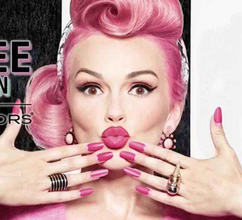 bad36827d9c Kandee Johnson's Sinful Colors nail polish collection looks like a cotton  candy dream