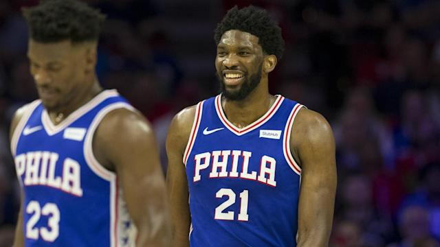 Confidence is high at the Philadelphia 76ers after Joel Embiid helped guide the team past the Brooklyn Nets and into the second round.