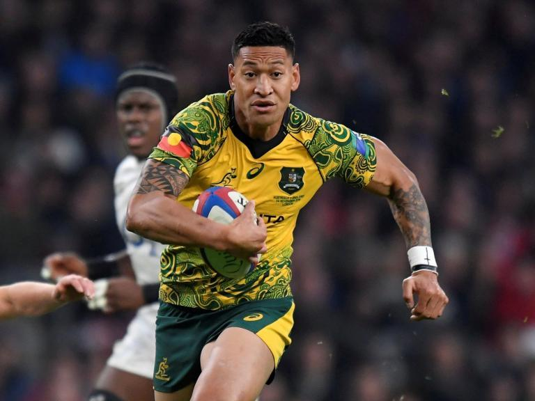 Israel Folau: Sacked Australian rugby player requests code of conduct appeal hearing over homophobic tirade