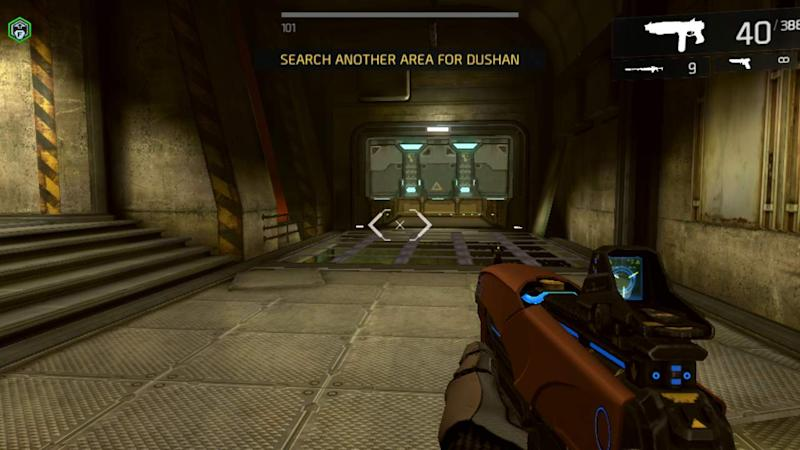 Shadowgun: Legends ran on low to medium graphics settings but at 30 fps only.