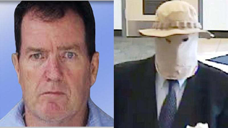 Bucks County man charged in 'Straw Hat Bandit' robberies