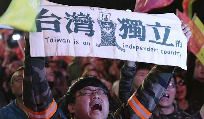 Beijing repeated its opposition to Taiwanese independence. Photo: AP