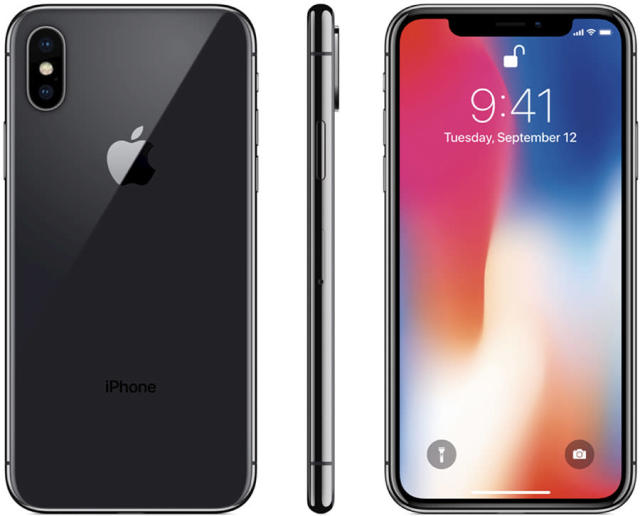 The iPhone X is gorgeous, powerful, and expensive.